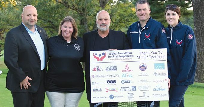 Global Elite Hosts Golf Outing for First Responders