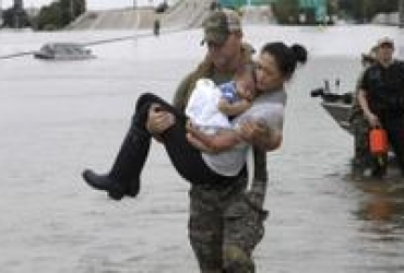 Nearly 200' Houston Area Police Officers Lost Homes to Harvey